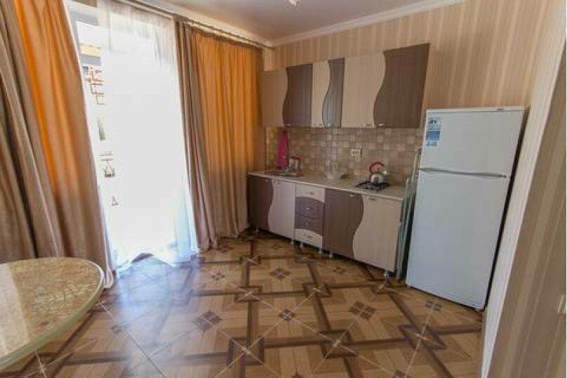 2-х комнатный номер на 6 человек, Ново-Западная улица, 37, ПК Кавказ, Голубицкая - Фотография 7