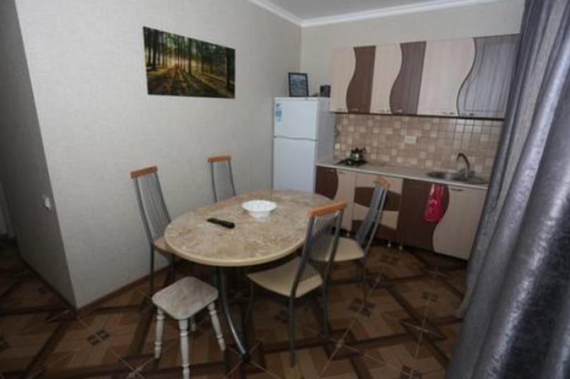 2-х комнатный номер на 5 человек, Ново-Западная улица, 37, ПК Кавказ, Голубицкая - Фотография 4