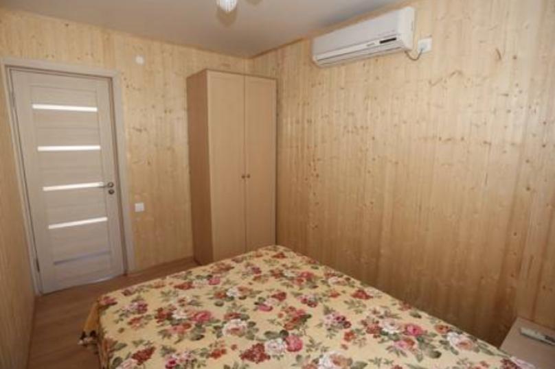 4-х местный 2-х комнатный номер (1 этаж), Набережная улица, 91, Голубицкая - Фотография 2