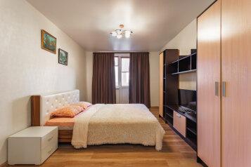 1-комн. квартира, 50 кв.м. на 3 человека, улица Дыбенко, 27А, Самара - Фотография 1
