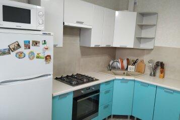 2-комн. квартира, 54 кв.м. на 5 человек, улица Снежковой, 22, Алушта - Фотография 1