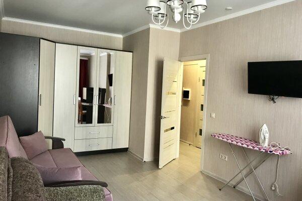 1-комн. квартира, 40 кв.м. на 4 человека, улица Лермонтова, 116, Анапа - Фотография 1