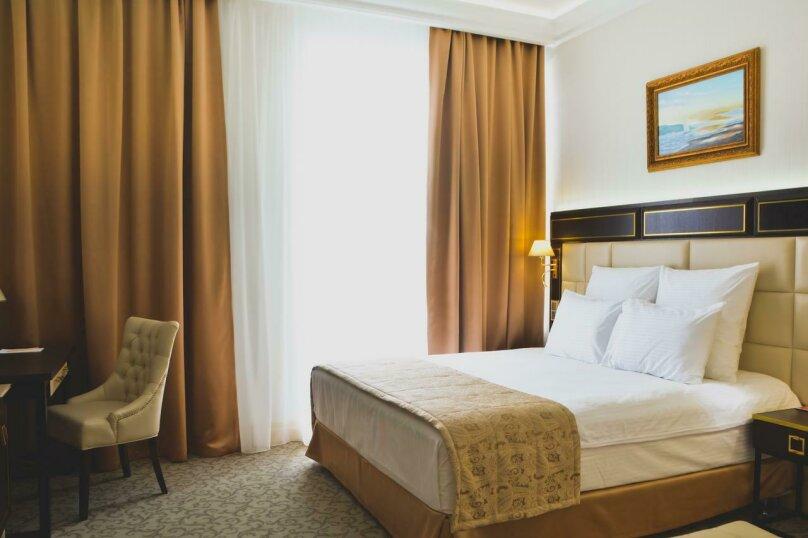 """Стандартный двухместный номер с 1 кроватью """"King-size"""", Ново-Садовая улица, 3, Самара - Фотография 1"""