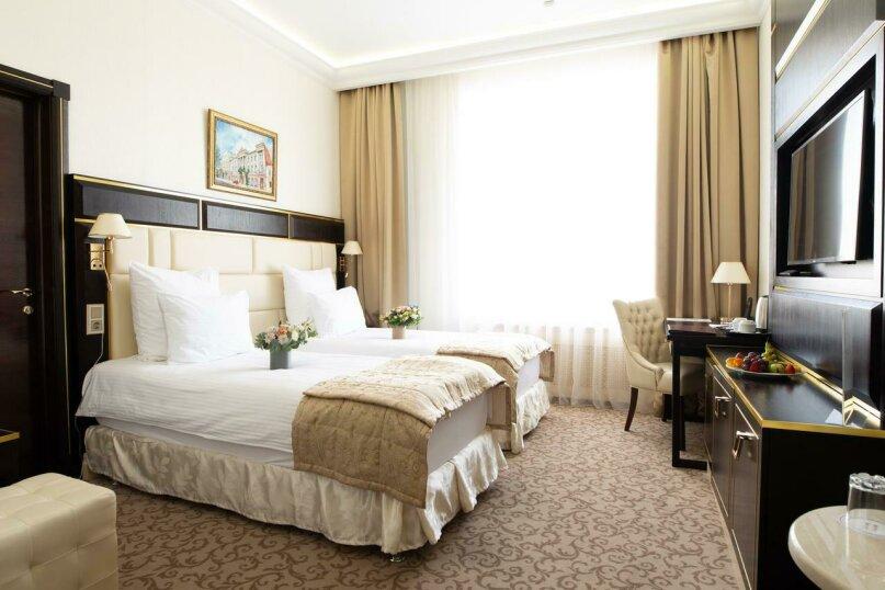 Стандартный двухместный номер с 2 раздельными кроватями, Ново-Садовая улица, 3, Самара - Фотография 1