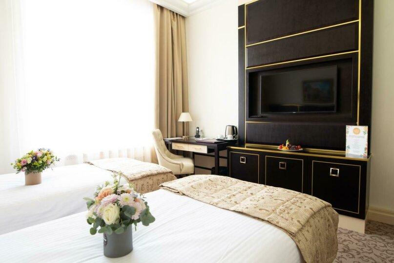 Стандартный двухместный номер с 2 раздельными кроватями, Ново-Садовая улица, 3, Самара - Фотография 2