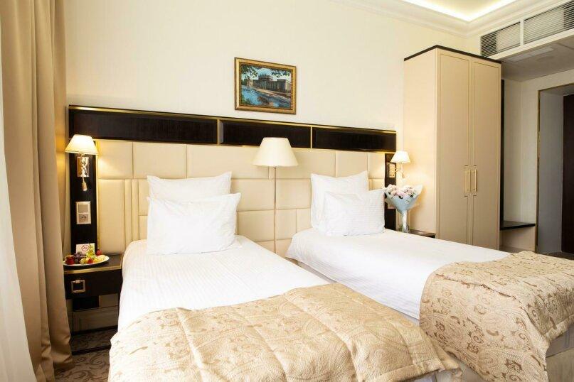 Стандартный двухместный номер с 2 раздельными кроватями, Ново-Садовая улица, 3, Самара - Фотография 3