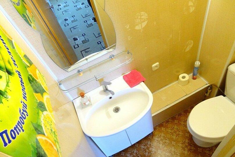 4-х местная комната с общим санузлом (на 3 комнаты), Новороссийская улица, 26, Геленджик - Фотография 2