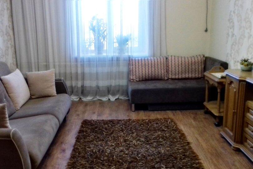 1-комн. квартира, 50 кв.м. на 3 человека, Октябрьская площадь, 2, Таганрог - Фотография 3