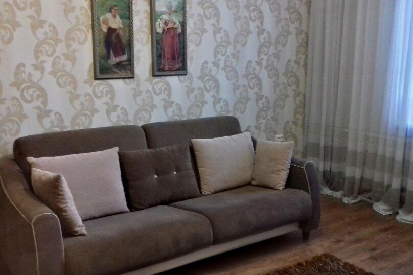1-комн. квартира, 50 кв.м. на 3 человека, Октябрьская площадь, 2, Таганрог - Фотография 4