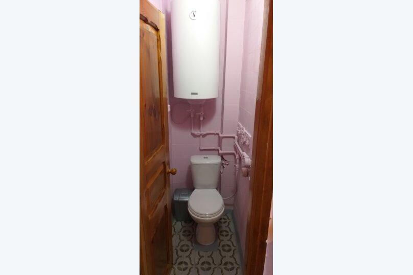 2-комн. квартира, 49 кв.м. на 6 человек, улица Шевченко, 239, Анапа - Фотография 17