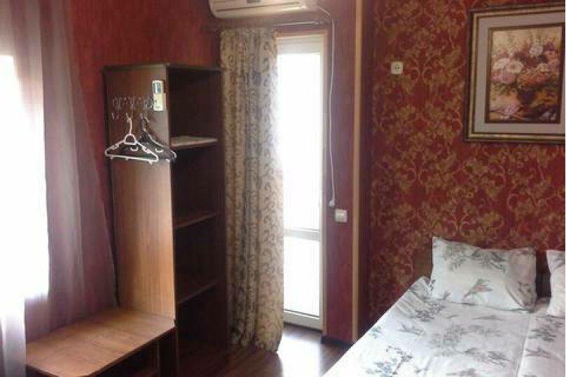 Трёхместный номер Стандарт, Черноморская улица, 1Г, Ольгинка - Фотография 2