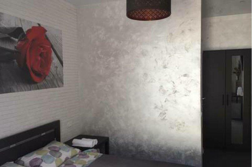 Двухместный номер с широкой кроватью, Солнечная улица, 2А, Ольгинка - Фотография 1