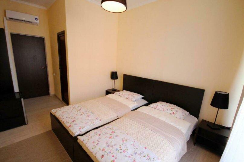 Двухместный номер с 1 кроватью или 2 отдельными кроватями, улица Разина, 4А, Лоо - Фотография 1