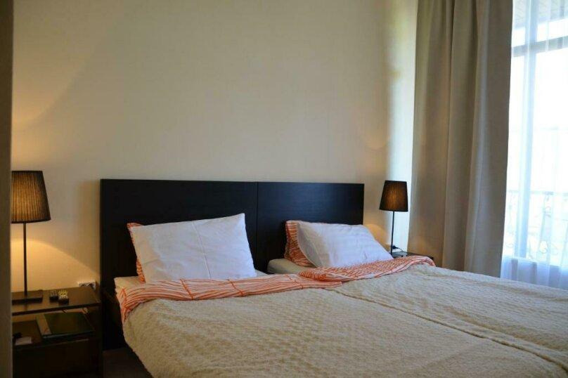Двухместный номер с 1 кроватью или 2 отдельными кроватями, улица Разина, 4А, Лоо - Фотография 3