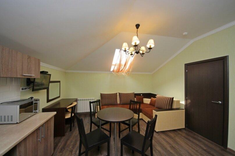 2х комнатный 4х местный с кухней, Приморский переулок, 16, Витязево - Фотография 3