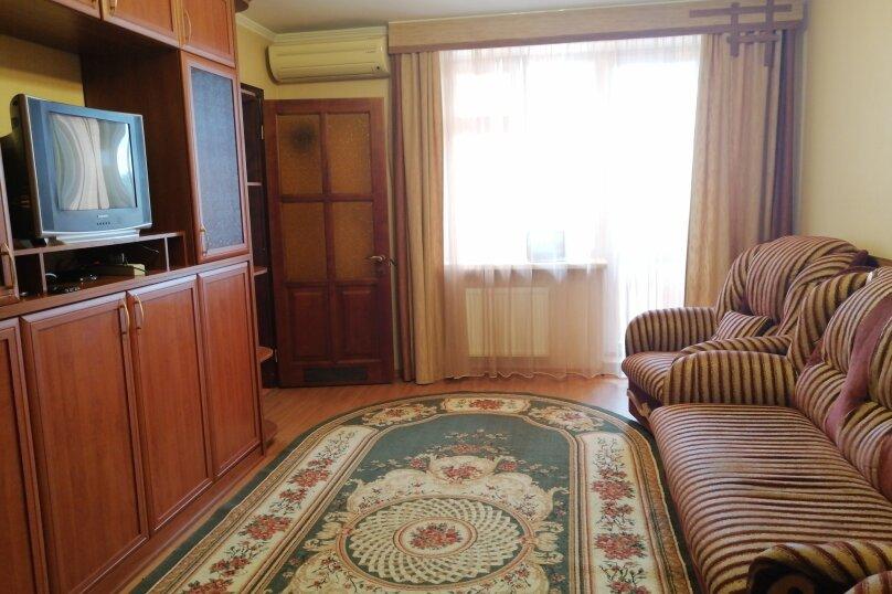 2-комн. квартира, 55 кв.м. на 6 человек, улица Самокиша, 10А, Симферополь - Фотография 3