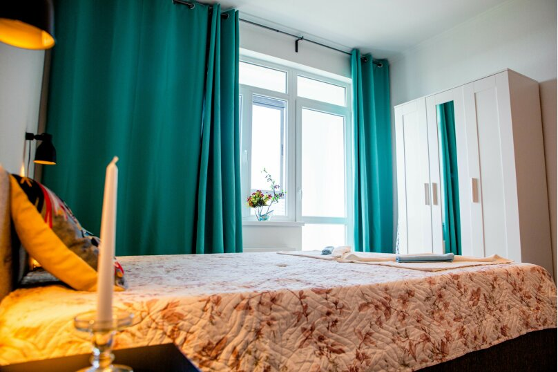 1-комн. квартира, 29 кв.м. на 3 человека, улица Академика Каргина, 23А, Мытищи - Фотография 2