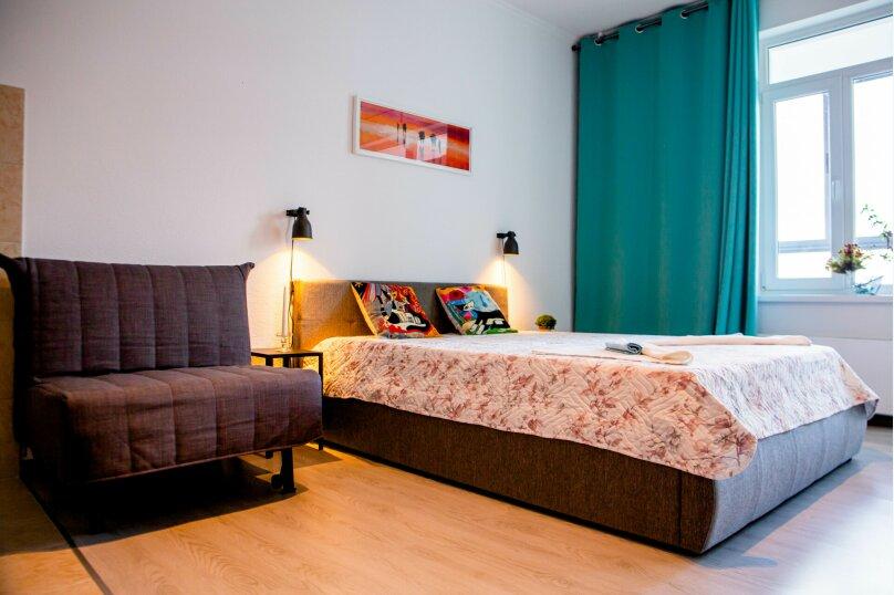 1-комн. квартира, 29 кв.м. на 3 человека, улица Академика Каргина, 23А, Мытищи - Фотография 3