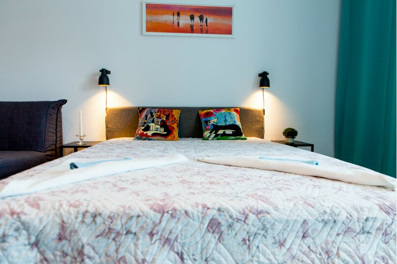1-комн. квартира, 29 кв.м. на 3 человека, улица Академика Каргина, 23А, Мытищи - Фотография 8
