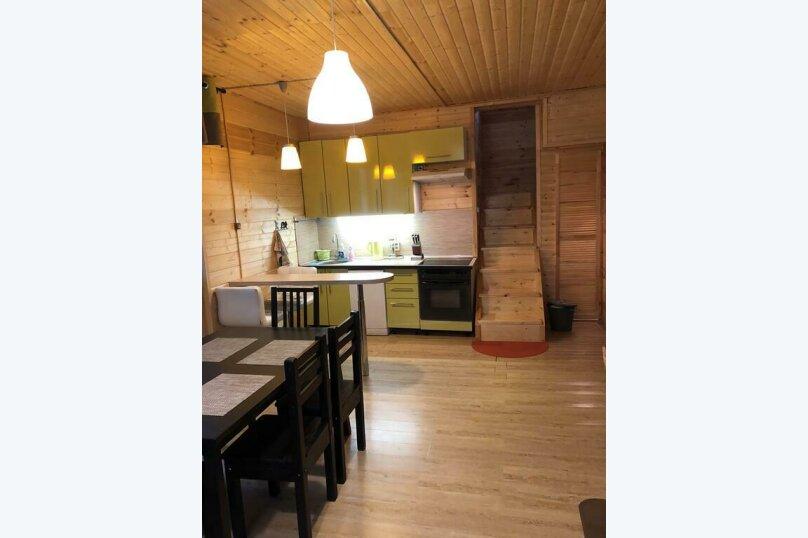 Дом, 140 кв.м. на 6 человек, 4 спальни, д. Алекка , мыс возле пос. Эссойла, Петрозаводск - Фотография 1