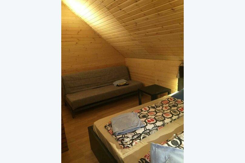 Дом, 140 кв.м. на 6 человек, 4 спальни, д. Алекка , мыс возле пос. Эссойла, Петрозаводск - Фотография 15