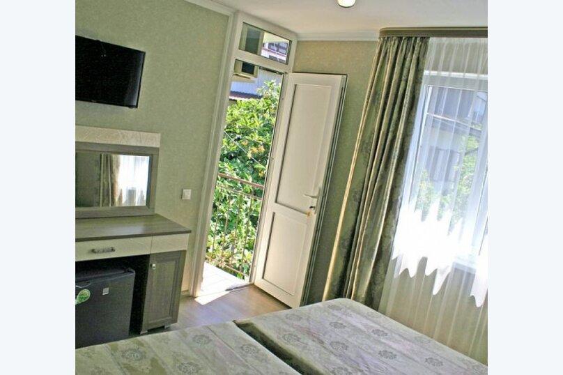 Двухместный номер с холодильником. , улица Декабристов, 151, Лоо - Фотография 1