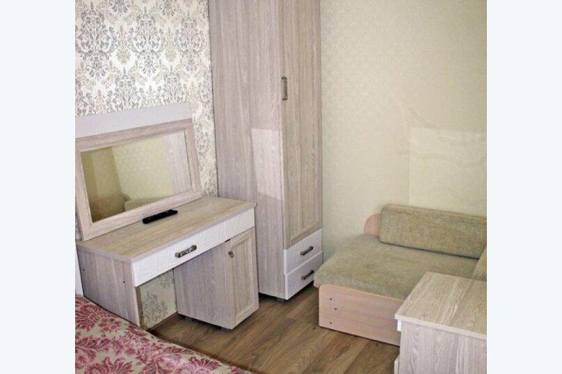 Двухместный номер с холодильником. , улица Декабристов, 151, Лоо - Фотография 8