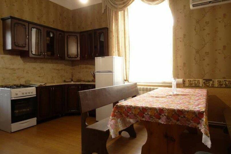 Люкс 3х-комнатный 10-ти местный с кухней, Вишнёвый переулок, 12, Благовещенская - Фотография 3