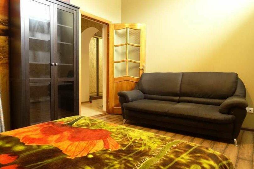 Люкс 3х-комнатный 10-ти местный с кухней, Вишнёвый переулок, 12, Благовещенская - Фотография 4
