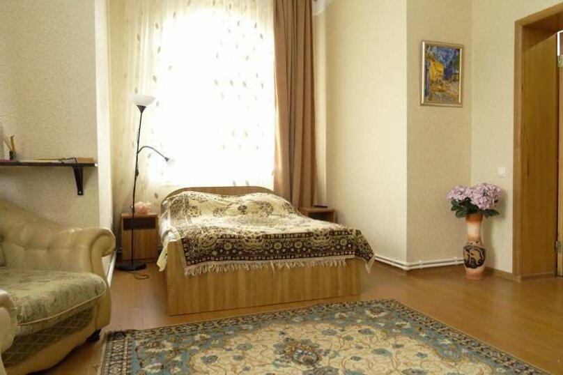 Люкс 3х-комнатный 10-ти местный с кухней, Вишнёвый переулок, 12, Благовещенская - Фотография 5
