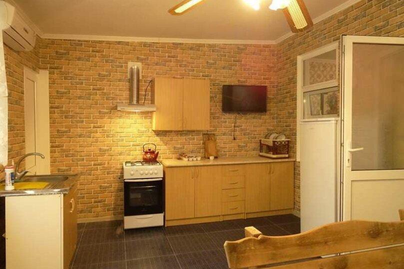 Люкс 3х-комнатный 10-ти местный с кухней, Вишнёвый переулок, 12, Благовещенская - Фотография 6