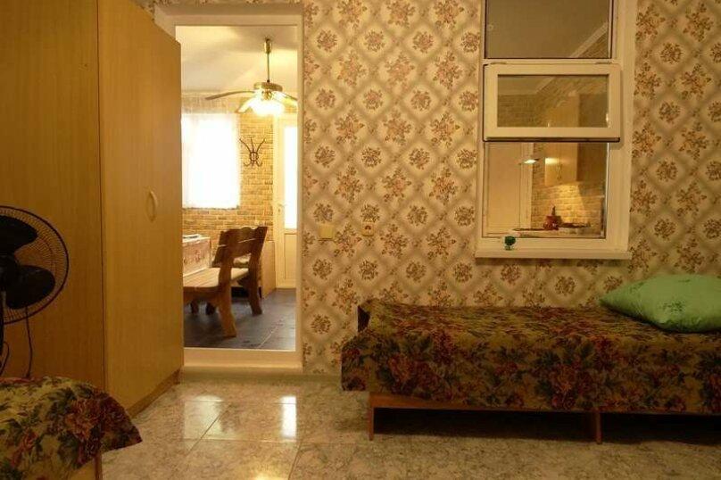 Люкс 3х-комнатный 10-ти местный с кухней, Вишнёвый переулок, 12, Благовещенская - Фотография 7