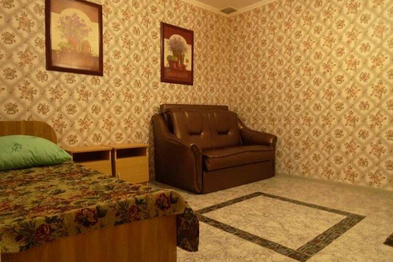 Люкс 3х-комнатный 10-ти местный с кухней, Вишнёвый переулок, 12, Благовещенская - Фотография 8