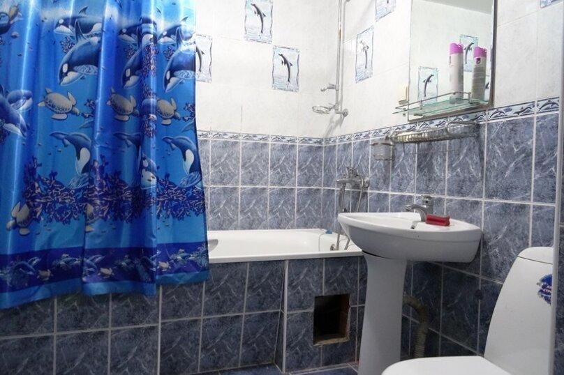 Люкс 3х-комнатный 10-ти местный с кухней, Вишнёвый переулок, 12, Благовещенская - Фотография 9