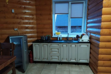 Дом, 140 кв.м. на 8 человек, 3 спальни, Кондопога, Большое Вороново, ДНП Сунские Пороги, Петрозаводск - Фотография 1