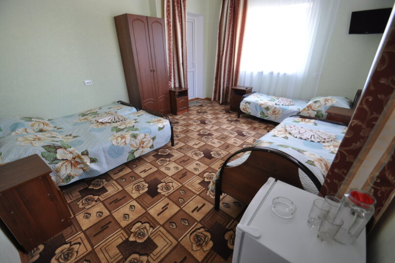 Четырёхместный номер, Морской переулок, 1, Витязево - Фотография 3