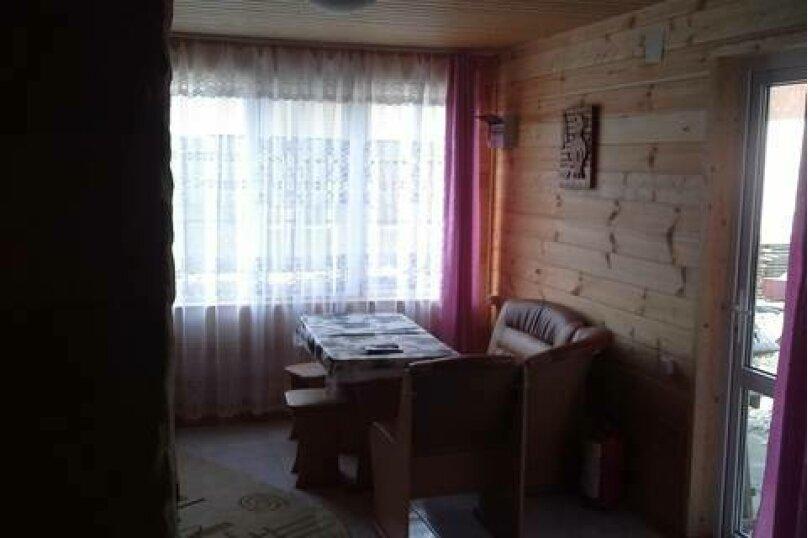 Апартаменты (4 человека), улица Яблоневый Сад, 45, село Пляхо , Новомихайловский - Фотография 4