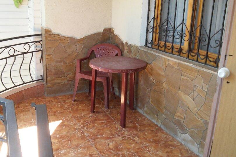 Частное домовладение на 8 человек, Октябрьская улица, 21, Алушта - Фотография 9