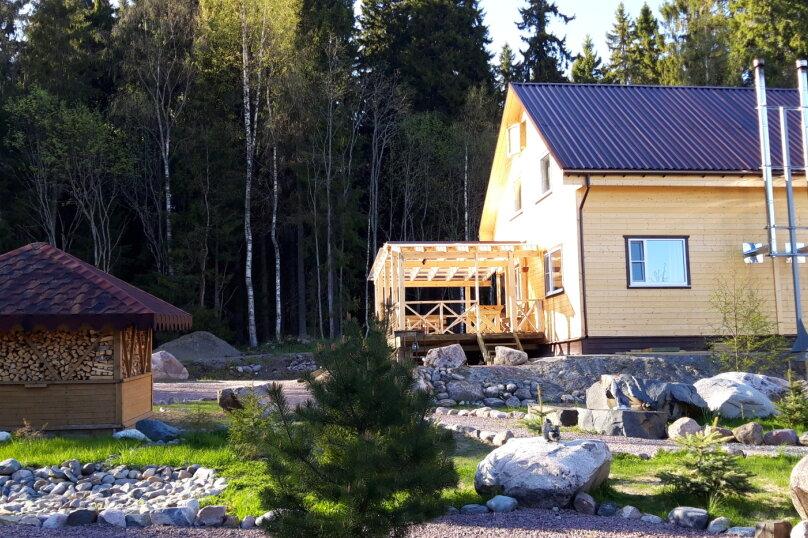 Дом Лесной, 70 кв.м. на 5 человек, 2 спальни, Западная улица, 1, деревня Рауталахти - Фотография 33