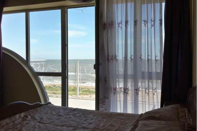 4-х местный номер №11 с видом на море, пер. Кооперативный , 11А, Пересыпь - Фотография 3