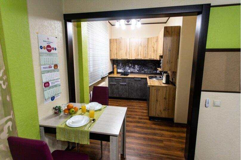 2-комн. квартира, 57 кв.м. на 4 человека, улица Республики, 58, Тюмень - Фотография 6