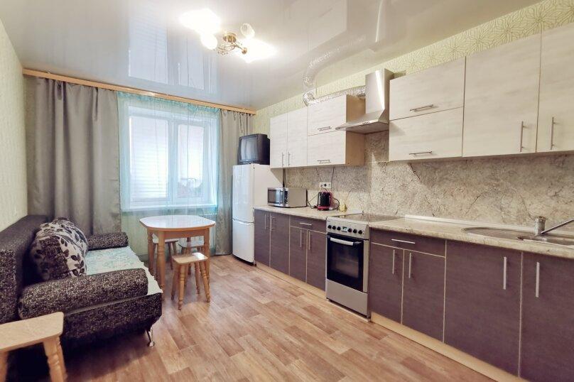 1-комн. квартира, 50 кв.м. на 4 человека, улица Александра Матросова, 153А, Самара - Фотография 3