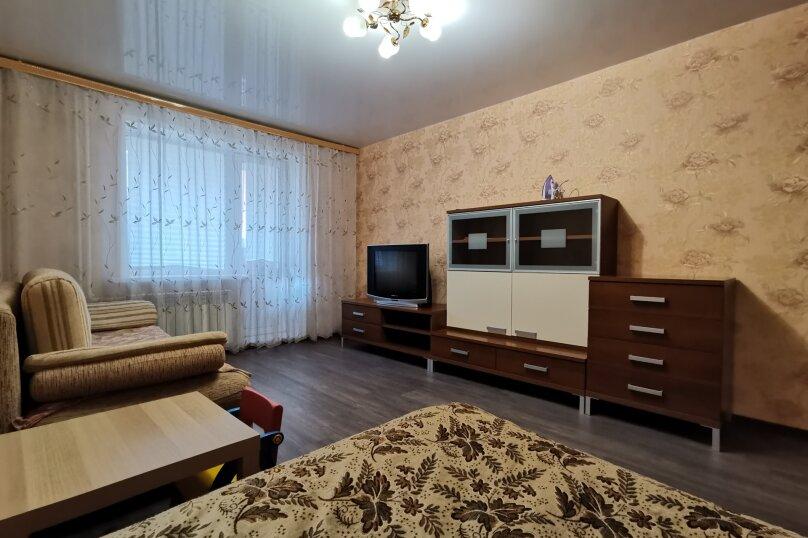 1-комн. квартира, 50 кв.м. на 4 человека, улица Александра Матросова, 153А, Самара - Фотография 6