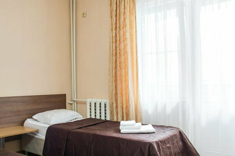 2-х местный 1-комнатный (СТАНДАРТ), Пионерский проспект, 103, Джемете - Фотография 1