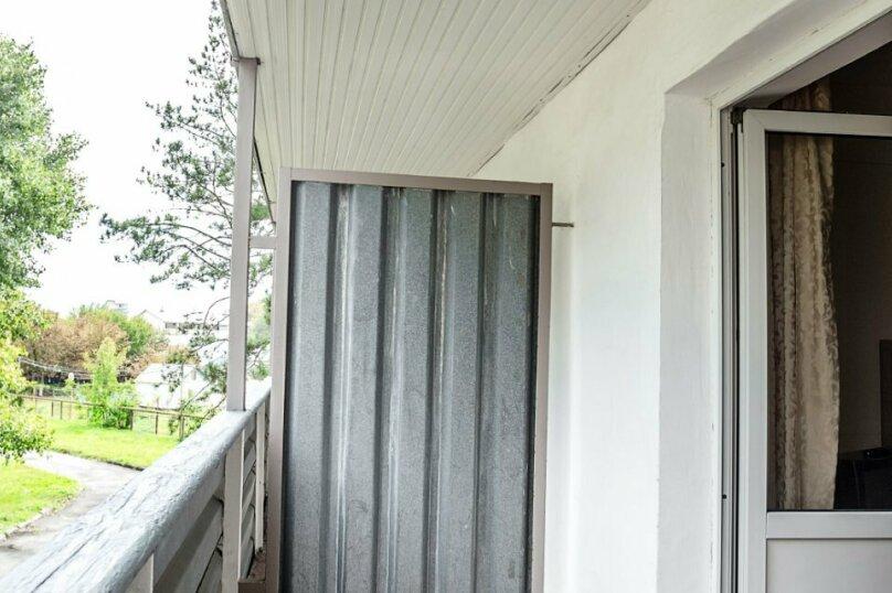 2-х местный 1-комнатный (СТАНДАРТ), Пионерский проспект, 103, Джемете - Фотография 3
