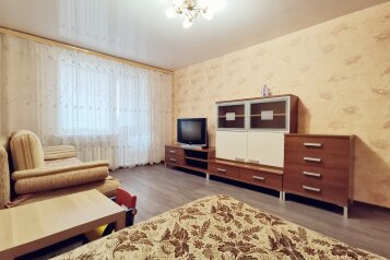 1-комн. квартира, 50 кв.м. на 4 человека, улица Александра Матросова, 153А, Промышленный район, Самара - Фотография 1