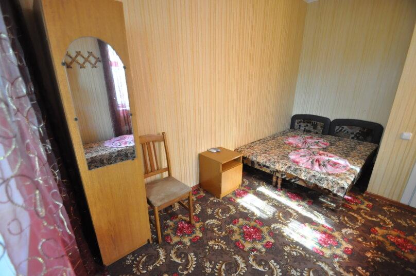 Двух местный эконом с туалетом, пер. Морской, 3, Витязево - Фотография 1