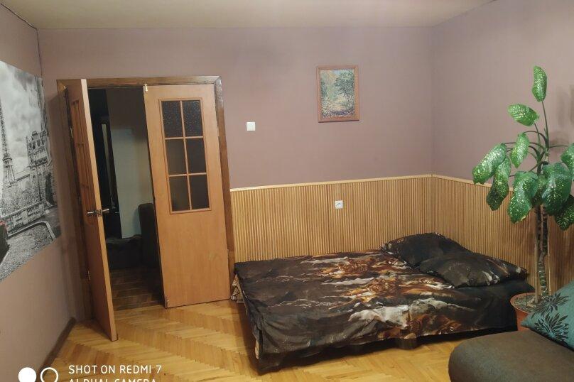 2-комн. квартира, 65 кв.м. на 6 человек, улица Подвойского, 9, Гурзуф - Фотография 16