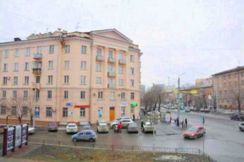 1-комн. квартира, 35 кв.м. на 3 человека, улица Цвиллинга, 53, Челябинск - Фотография 2