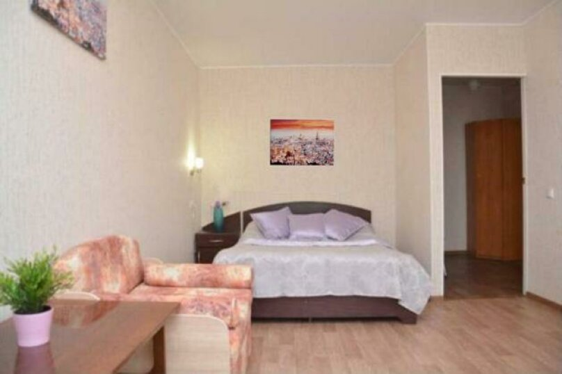 1-комн. квартира, 35 кв.м. на 3 человека, улица Цвиллинга, 53, Челябинск - Фотография 4